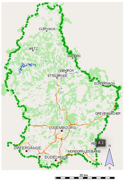 PicoMaps: Aktuelle OSM-Topo-Karten für Garmin GPS-Geräte on